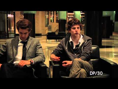 DP/30 Sneak Peek: Driving Mr Andrew w/ two stars of The Social Network