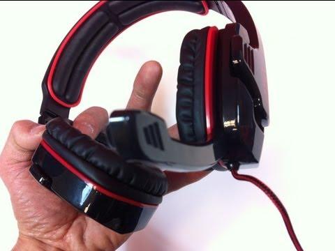 Sades Headphones SA-901, SA-707, SA-804
