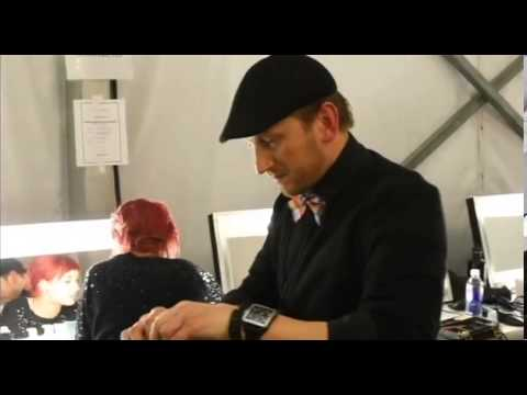 Sixfigure Hairdresser fashion week video 2