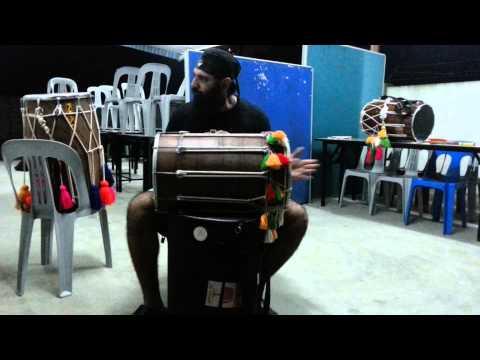 London Thumakda Dhol Mix video