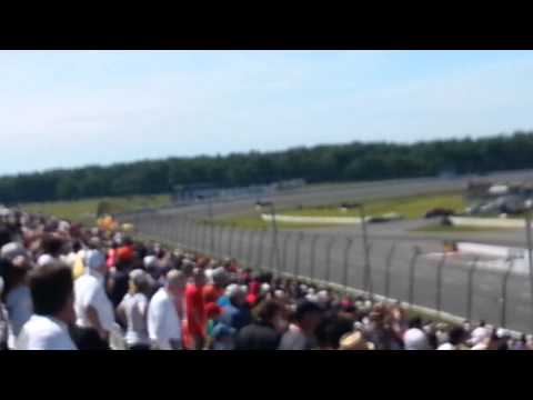 2014 Pocono IndyCar 500 - Finish