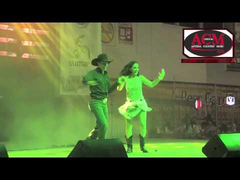 GANADORES BAILE COUNTRY EN PAREJA PROFESIONAL FEST COUNTRY CHIH 2012 ACM