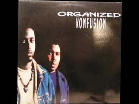 Organized Konfusion - Releasing Hypnotical Gases (1991)
