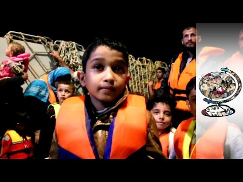 Mare Nostrum: Italy's Migrant Rescue Mission