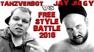 TANZVERBOT vs JAY JIGGY - Freestyle Battle 2018 (JAM FM EXCLUSIVE Reaction)