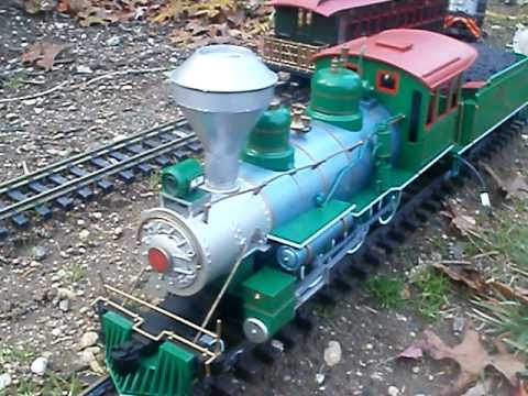 Bachmann Big Hauler 4-6-0 review