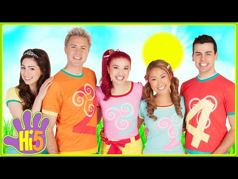 Hi-5 - Todas Las Canciones Temporada 2010 Hd video