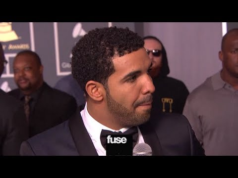 0 Drake Talks Winning Best Rap Album for Take Care   Grammy Awards 2013