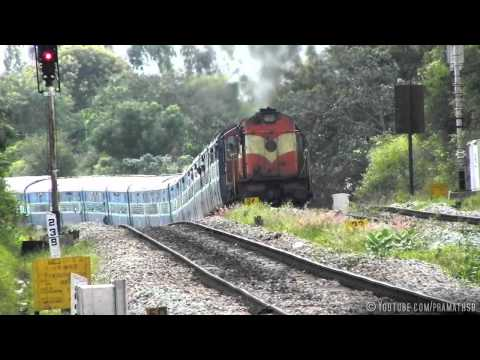 Roller coaster train - Indian Railways