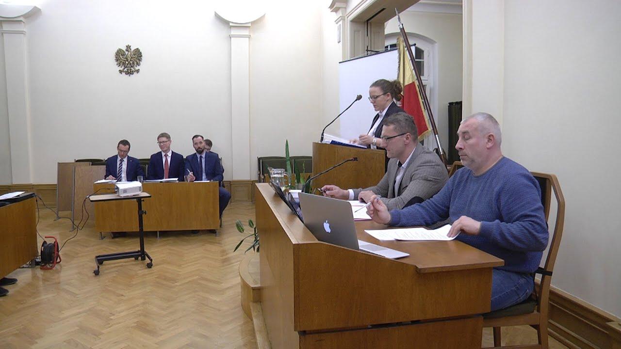 XXV sesja Rady Miejskiej, część II