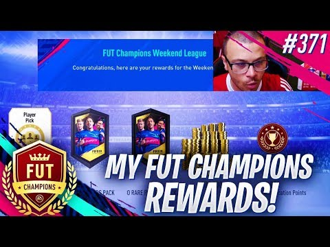 FIFA 19 MY FUT CHAMPIONS ELITE 2 REWARDS! MY ROAD TO GLORY CONTINUES!