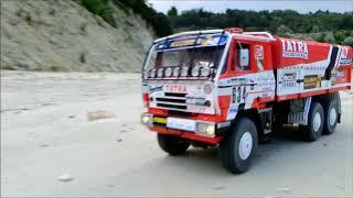 RC model Tatra Bonver a Tatra 815 6x6 Dakar