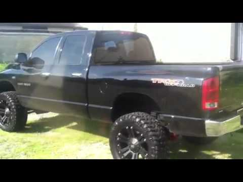 Dodge Big Horn Truck >> Dodge ram lifted - YouTube