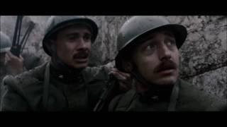 Italy in WW1 - the Alpini scenes