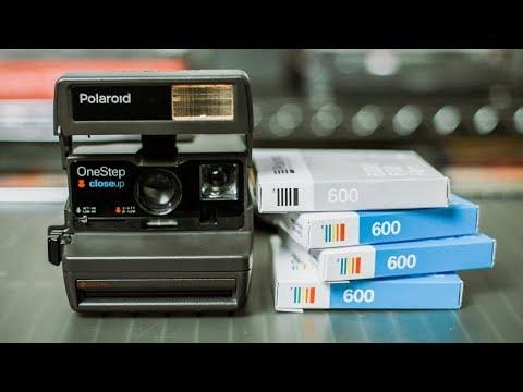 Polaroid Originals 600 - First Impressions