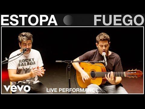 Estopa - Fuego - Live Performance | Vevo