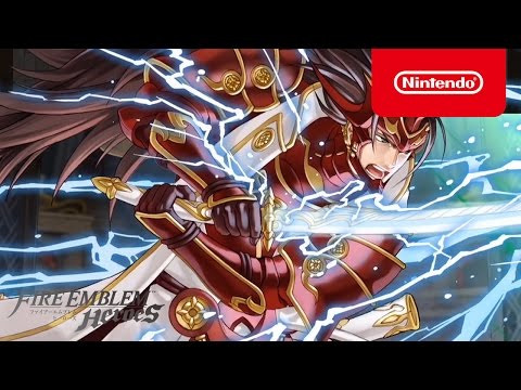 【iOS/Android】『ファイアーエムブレム ヒーローズ』英雄紹介動画が公開