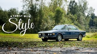 This 1972 BMW 3.0 CS Coupe Is A Stylish Member Of The Family
