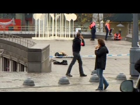 Anschlag in Lüttich / Belgien | Verfolgten Sicherheitskräfte einen 2. Attentäter?