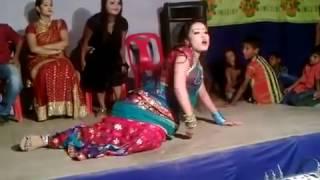 Bangla stage Dance (MAHI ACTOR) EP. 3
