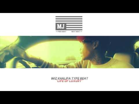 Wiz Khalifa Type Beat - Life of Luxury (Prod. by mjNichols)