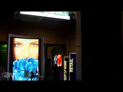 InfoComm 2013: NanoLumens Shows its Indoor LED Displays