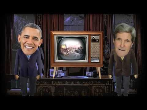 14.03.14 - Сенсационное заявление Обамы и Керри (юмор)