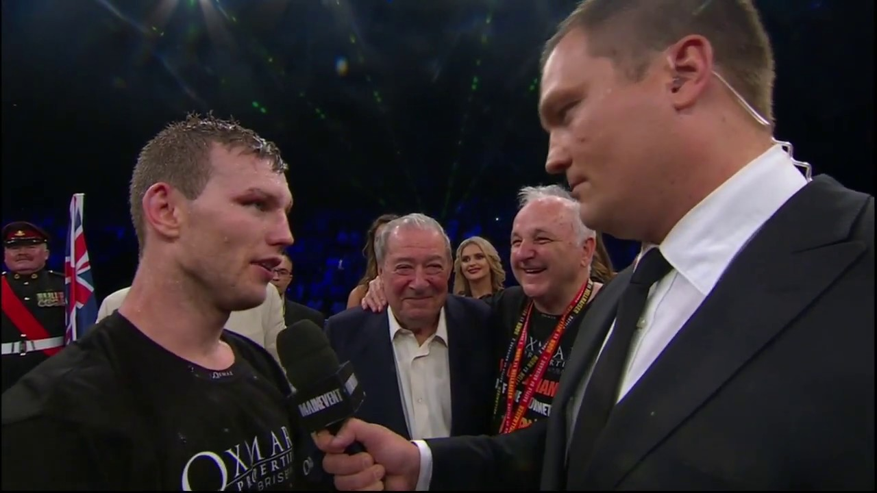 Jeff Horn says he's willing to take on Terence Crawford next | ESPN