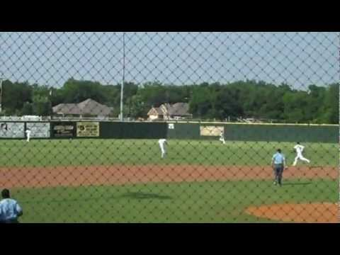 Brandon Koch 2 run blast vs Cedar Hill