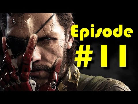 The Daily JAM - Metal Gear Solid 5: The Phantom Pain - Ep. #11: Lady He Horse