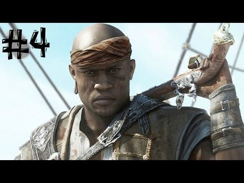 Assassin's Creed IV Freedom Cry. Часть 4 (Упоротый ассассин :D)