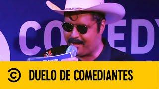 ¡EN VIVO! Duelo de Comediantes desde el #ComedyCentralFest presentado por El Diente De Oro