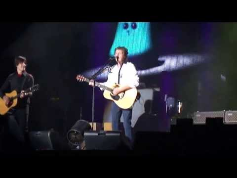 Paul McCartney -All Together Now- BH- Brasil 2013