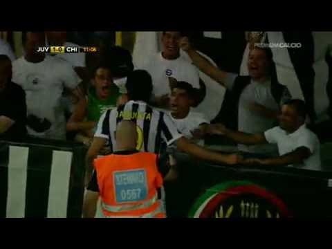 Claudio Zuliani Juventus Chievo 1 0 Gol di Vincenzo Iaquinta 23 08 2009
