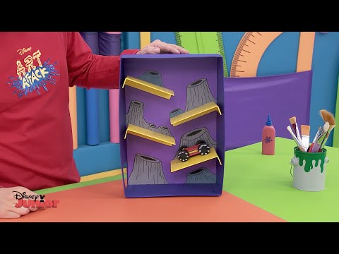 Art Attack - Space - Planet - Disney Junior UK HD.mp3