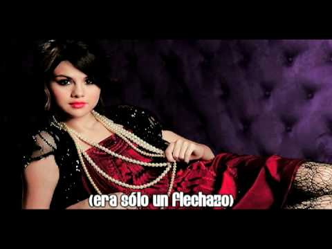 Crush - Selena Gomez (español) video