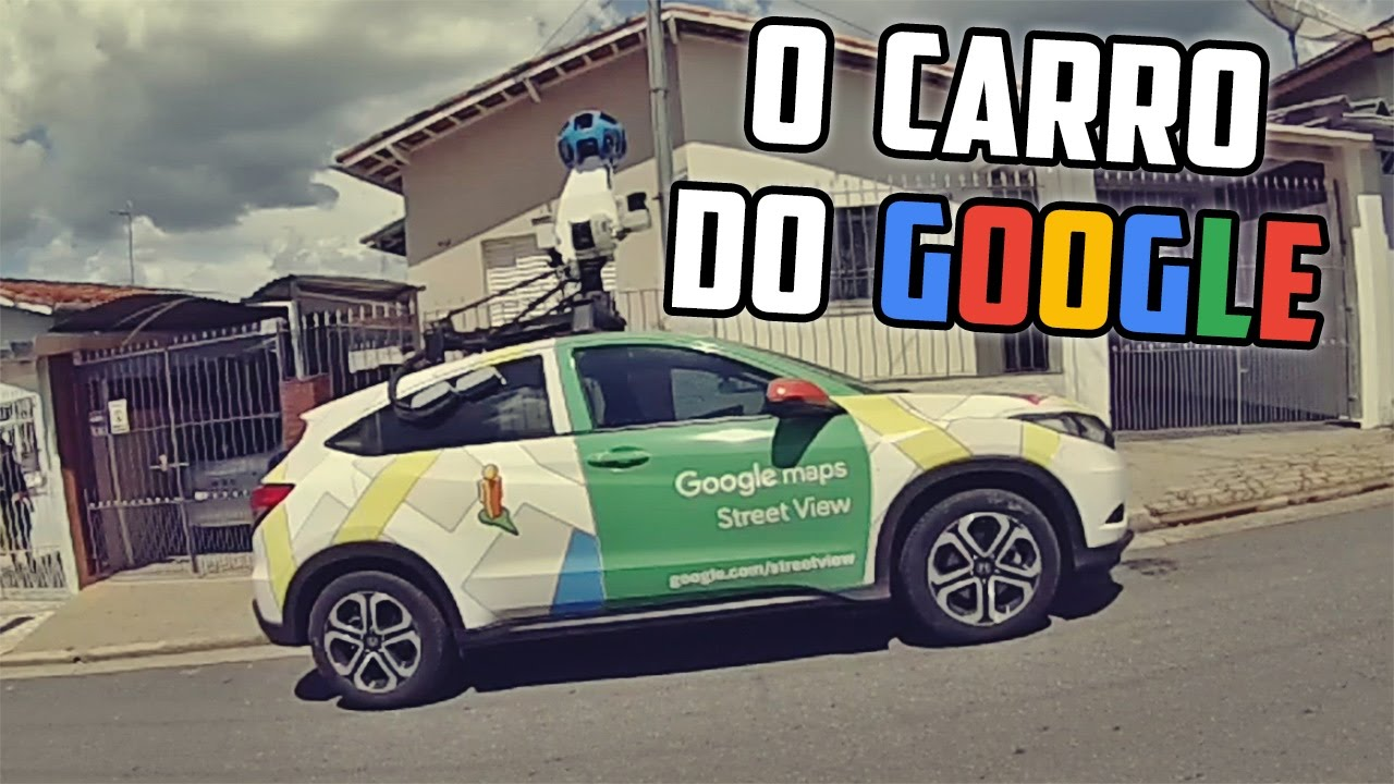 Encontrei O Carro Do Google Em Atibaia Youtube