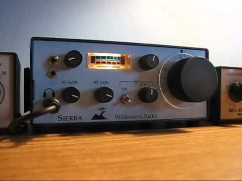 Wilderness Radio Sierra 2-Way QRP QSO