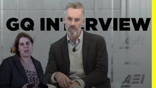 Jordan Peterson on his interview with GQ magazine