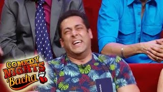 Salman Khan LAUGHING MADLY On Comedy Nights Bachao | 12 Sep Episode