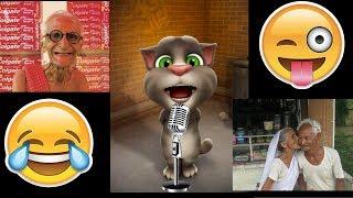 जब हम बूढ़े होंगे   Jab Hum Budhe Honge   Most Popular   Funny Song   By Talking Tom