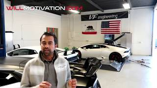 INTERVIEW WITH VF ENGINEERING CEO - SUPERCHARGING LAMBORGHINI'S, AUDI'S & MORE!