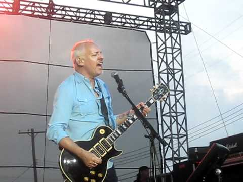 Lines On My Face - Peter Frampton Live at The Stone Pony, August 9, 2010