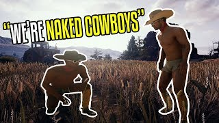 Funny Voice Chat - PUBG -  Brokeback Mountain RP