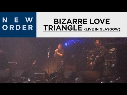 New Order - Bizarre Love Triangle (Live @ Glasgow)