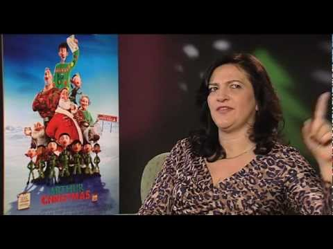 Sarah Smith Interview -- Arthur Christmas | Empire Magazine