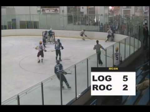 Loyola (Gold) @ Rockford - High School Hockey