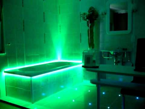 led smd 5050 rgb strip wasserdicht ip67 und eine badewanne. Black Bedroom Furniture Sets. Home Design Ideas