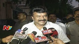 Talasani Srinivas Yadav Speaks With Media After Meeting With Danam Nagender | NTV