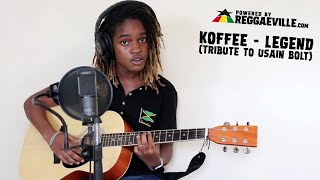 Koffee Legend Tribute To Usain Bolt 2017